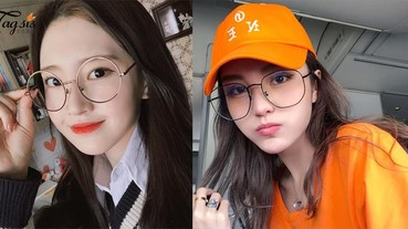 好像怪怪的!戴眼鏡+化妝,要更小心,4個化妝技巧讓你妝容更自然~