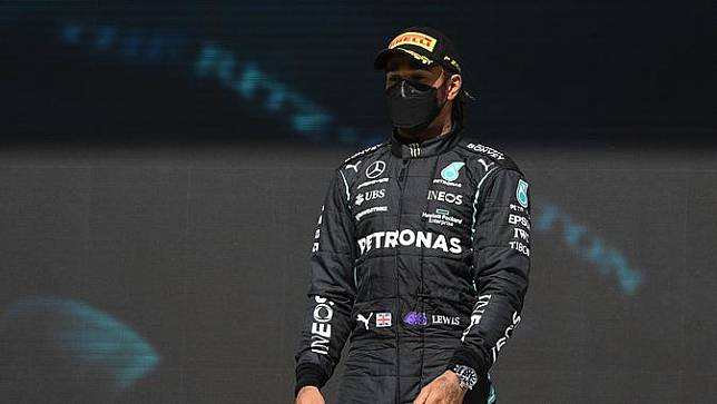 Lewis Hamilton Berjaya di F1 GP Portugal 2021 (AFP)