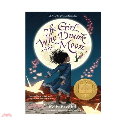 書名:The Girl Who Drank the Moon (平裝本)*2017年紐伯瑞獎 Newbery Medal得主定價:348元ISBN13:9781616207465替代書名:喝下月亮的女