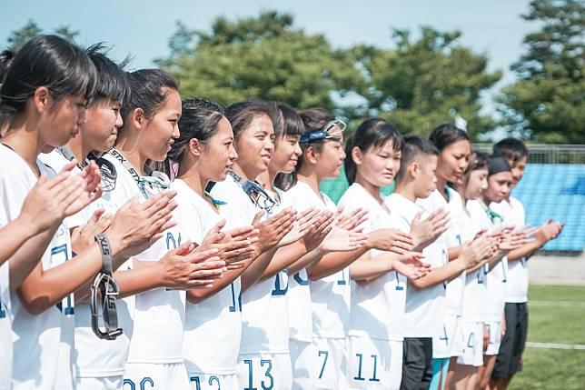 ▲中華臺北女子袋棍球U19代表隊。(圖/主辦單位提供)