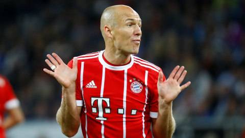Belum Genap Setahun Pensiun, Arjen Robben Kepengin Comeback