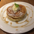 ホイップバター - 実際訪問したユーザーが直接撮影して投稿した西新宿パンケーキハワイアンパンケーキ 新宿ミロード店の写真のメニュー情報