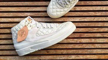 新聞分享 / Just Don x Air Jordan 2 Retro 聯名企劃第二彈正式公開