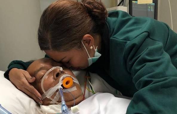Ekki Soekarno, Suami Soraya Haque Terbaring Kritis di Rumah Sakit