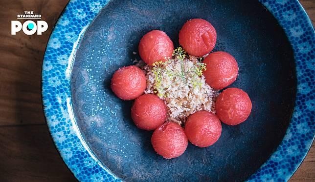 คลายร้อนแบบไทยๆ ด้วยอาหารชาววังต้นตำรับ ณ อาหาร (R.HAAN)