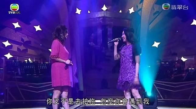 姊妹檔上《流行經典50年》演唱!