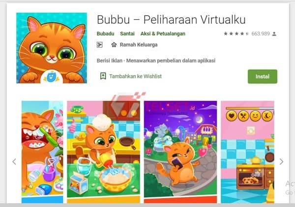 Bikin Games Ini 10 Game Hewan Peliharaan Paling Seru Di Android Telset Line Today
