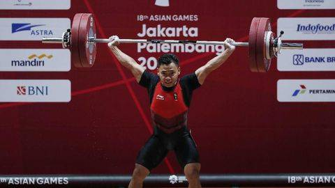Dua Digit Emas, Prestasi Langka Indonesia di Asian Games