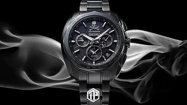 mastermind JAPAN x Seiko 將推出聯乘 Astron 錶款!