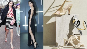 今年秋冬一定要有一雙「露趾高跟鞋」!學Angelababy、蔡依林、舒淇女人味破錶的高跟鞋款推薦