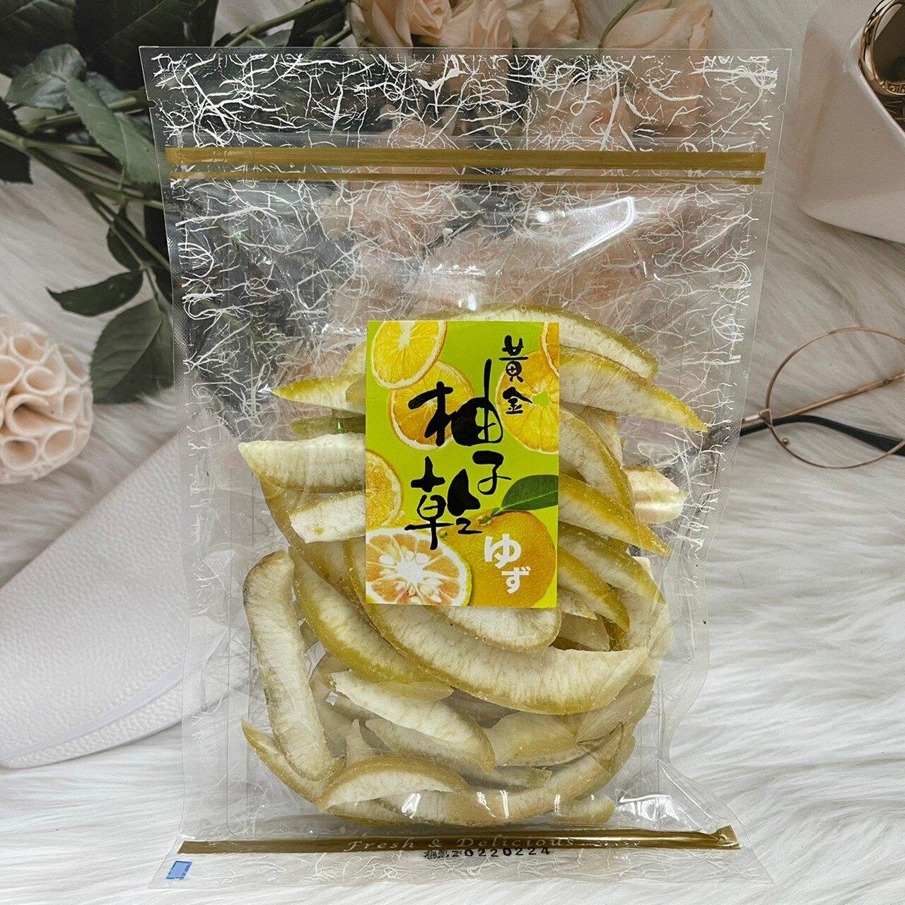 泰國產 黃金柚子乾 200g