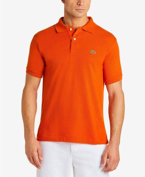 美國代購 Lacoste 七種顏色 棉質 短袖POLO衫 (S~4XL) 1357