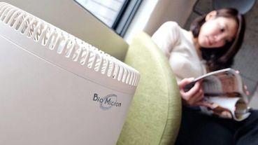 日本新幹線唯一採用空氣清淨技術 ANDES空氣淨化器 換季過敏打噴嚏?疫情在家工作的小編開箱文推薦,有效淨化有害氣體,打造居家空氣好品質