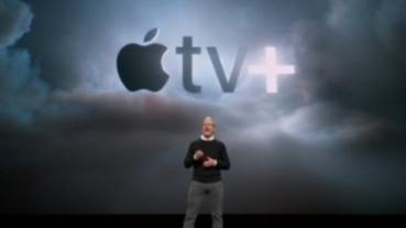 Netflix 挫著等:蘋果推「Apple TV+」服務,將推一系列自製原創節目與電影
