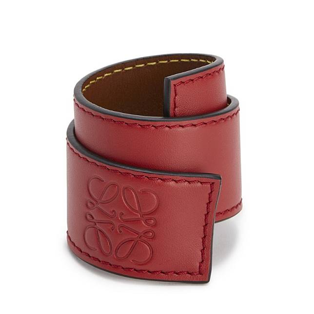 LOEWE Leather Bracelet(互聯網)