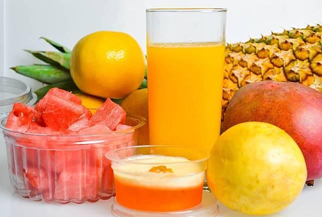 Ilustrasi buah yang tidak baik dikonsumsi saat sarapan