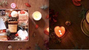 絕美「聖誕蠟燭」推薦這6款!聖誕樹、可麗露造型超精美!點亮專屬於你的聖誕幸福~