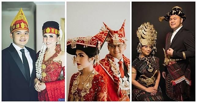 15 Busana Adat Batak Untuk Tampil Istimewa Di Hari Pernikahan
