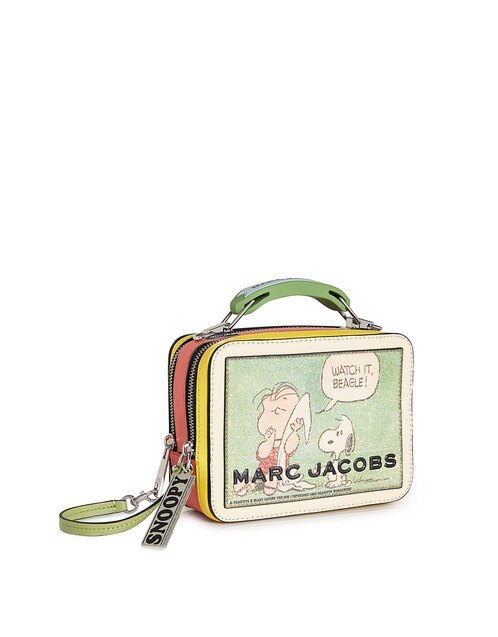 Marc Jacobs x Snoopy聯名盒子包20 ☺️ 特價$1xxxx
