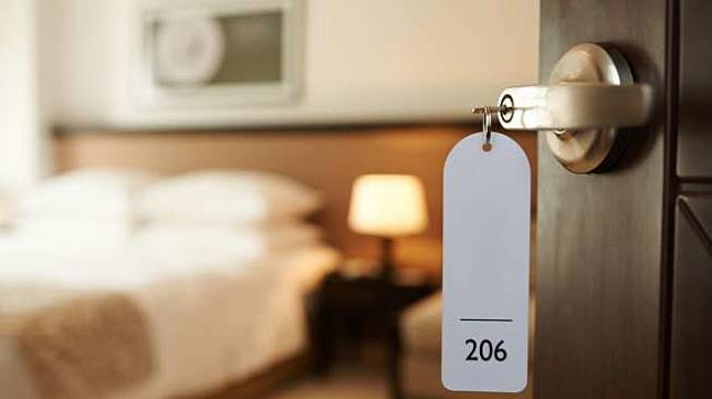 Ilustrasi kamar hotel. [shutterstock]