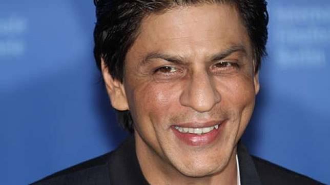 Aktor India, Shah Rukh Khan (shutterstock)