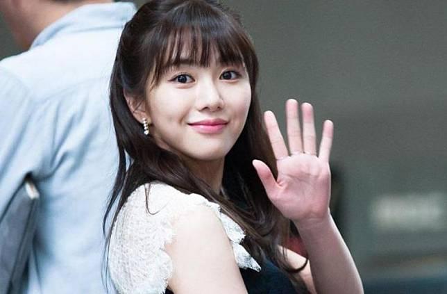 Kwon Mina. (allkpop)