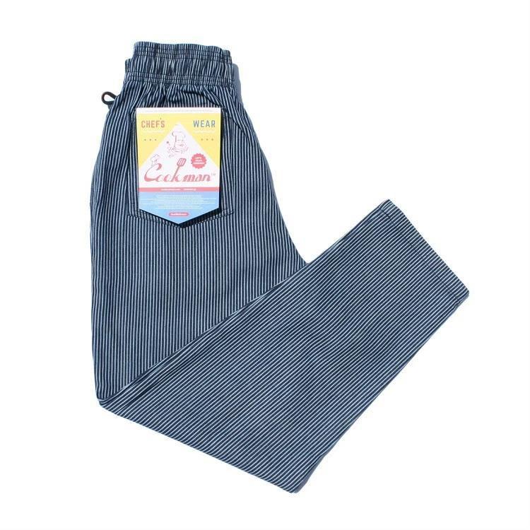 COOKMAN美國洛杉磯廚師服源自於美國洛杉磯一群來自西岸的廚師的閒聊由美、日共同成立團隊,以美國常見的廚師褲為靈感提供『料理人』具造型感的工作褲,便利工作並因應休閒搭配需求製作豐富多元設計是Cook