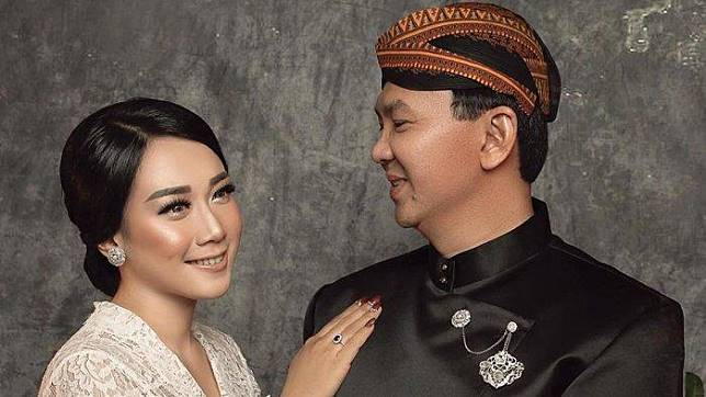 Ahok Nikahi Puput Sehari Usai Bebas dari Mako Brimob, Ini Alasan Video Pernikahannya Baru Dipamerkan