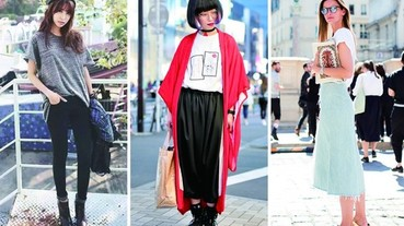 歐美、日系、韓系女孩穿搭有什麼不一樣? 3種穿衣風格重點大分析