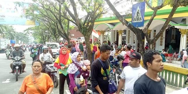 Gempa Magnitudo 5,2 Guncang Ambon, Warga Panik Berhamburan ke Jalanan