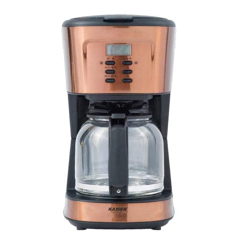 12人份美式咖啡機 額定電壓:110V/60HZ 額定功率:900W 容量:1.5L
