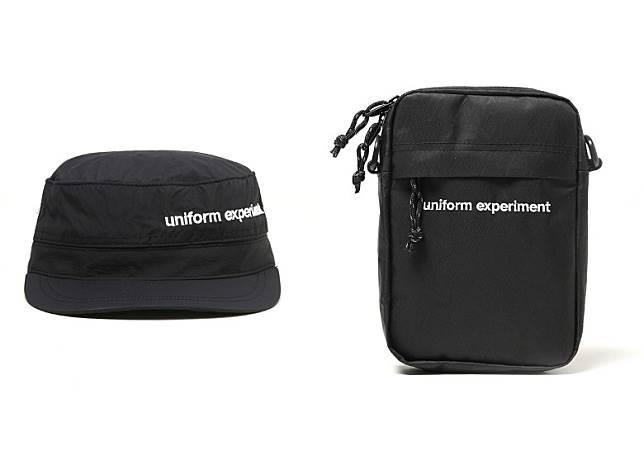 uniform experiment配飾單品半價發售。(互聯網)