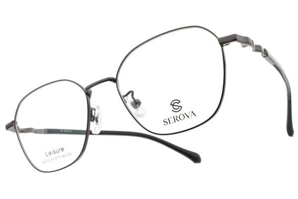 時尚創新、舒適、富有品牌創意個性,serova施洛華巧妙融合性能與美感,開啟了「輕鏡生活」新設計