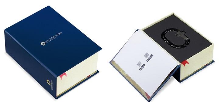 Acer 旗下酷碁科技推出「智慧玫瑰念珠」,