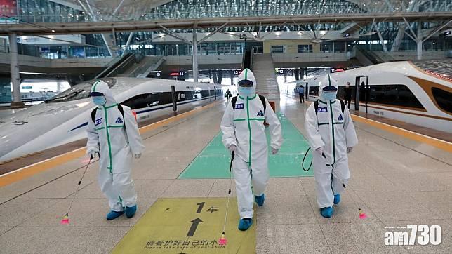 【新冠肺炎】武漢明天解封  內地專家估計有1至2萬無症狀感染者
