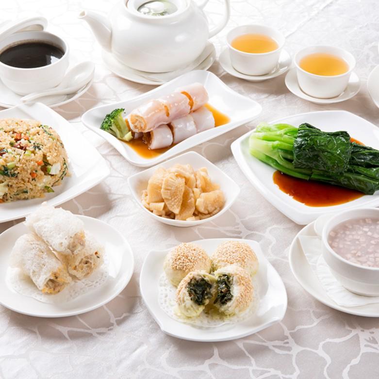 養心茶樓港式雙人/四人下午茶期間限定餐券[台北][平假日通用]【幸福輪】
