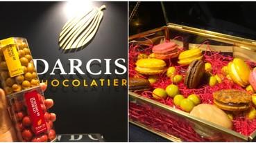 螞蟻人快衝!知名巧克力品牌「DARCIS」首度來台插旗 巧克力「入口滿齒香」讓你停不下手!