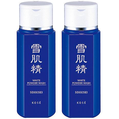 KOSE 高絲 雪肌精 靚白洗顏粉 100g (兩入組)