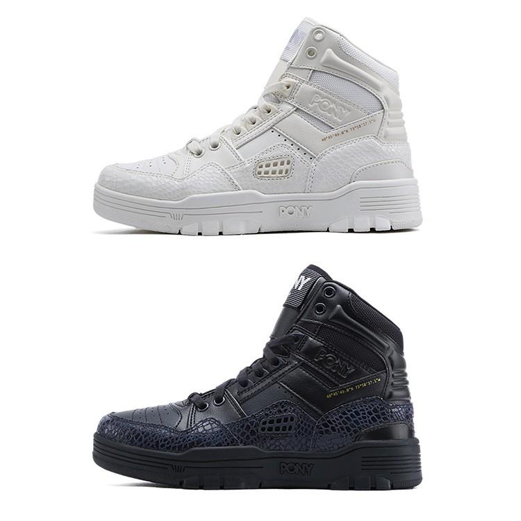 鞋鞋俱樂部 PONY M100 情侶款女鞋 復古籃球鞋 749-83W1M101