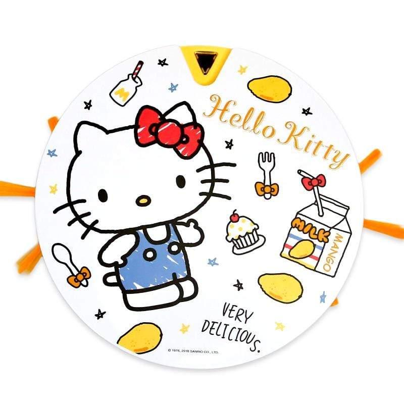 Hello Kitty i6+ 芒果奶霜蛋糕 掃地機器人 (送擦地組)