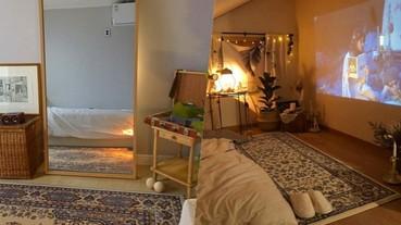 我想成為復古文藝少女!擁有這 8 樣夢幻居家佈置單品,妳的房間瞬間質感大提升、美照拍不完!