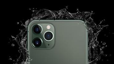 iPhone 11 Pro / 11 Pro Max 三鏡頭登場,磨砂機身、夜幕綠新色,售價999美元起