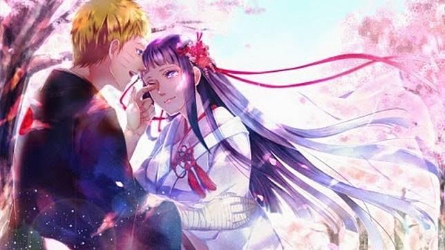 Bukan Cuma Raisa Inilah 5 Pernikahan Paling Bikin Baper Di Anime