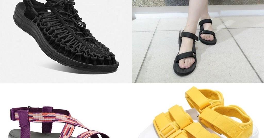 New balance, Teva 超燒話題新款涼鞋!2019運動涼鞋穿搭一次 get!