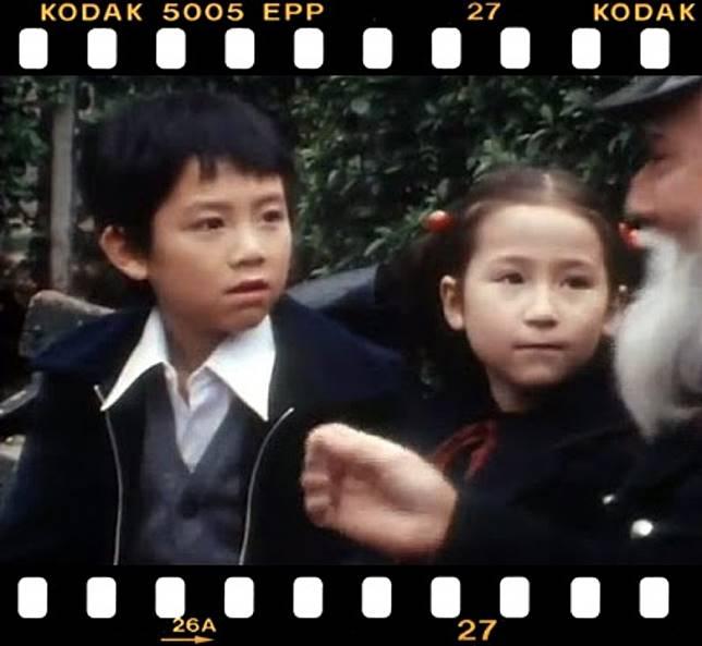 王書麒在《小時候》中飾演「何家其」一角,成為家喻戶曉的童星。(互聯網)