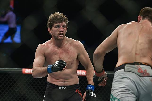 MMA fighters react to UFC's Ben Askren's abrupt retirement because of a hip injury