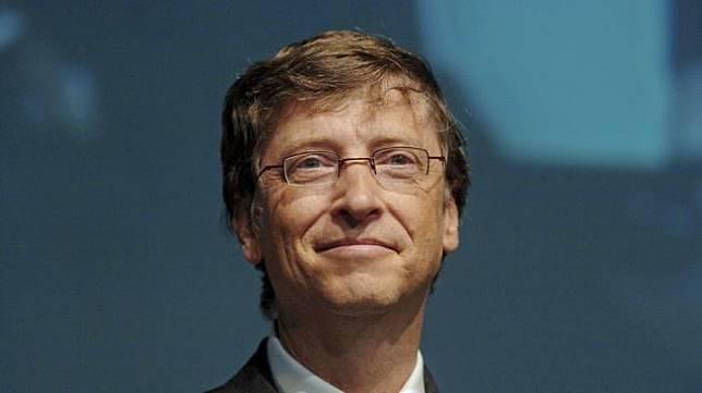 Pendiri Microsoft, Bill Gates. [Shutterstock]