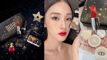 2020 Dior聖誕彩妝搶先看!絕美雪花雕紋、超限量粉紅皮革氣墊帶妳進入童話世界