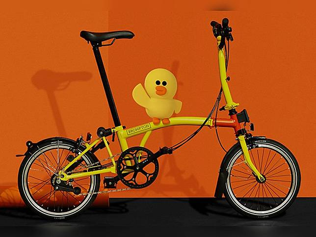 Delapan Jenis Sepeda Brompton yang Menggemaskan