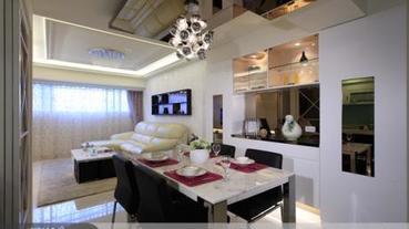 9種客餐廳無隔間設計,一次滿足你想知的氛圍渴望